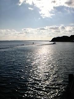 海はいぃょー!